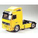 1/14 電動RCビッグトラックシリーズ トレーラーヘッド ボルボ FH12 グローブトロッター420【56312】 タミヤ