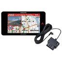AR-W81GA 116 セルスター GPS内蔵 レーダー探...