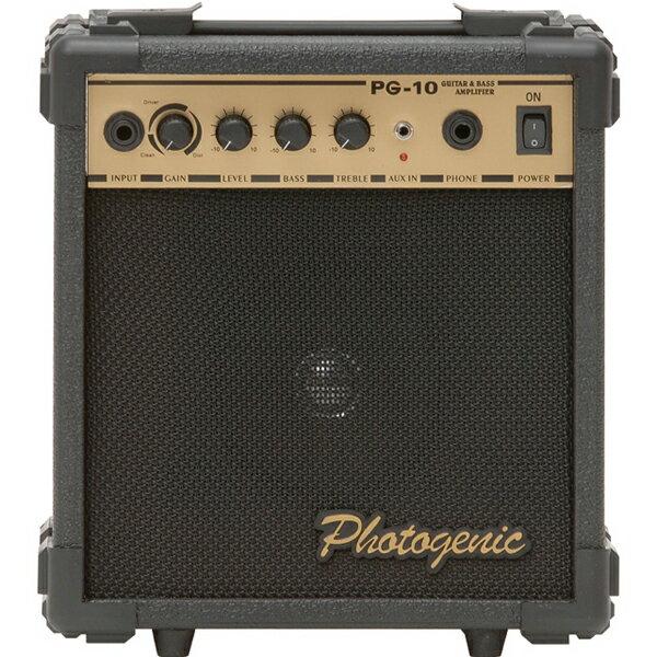PG-10 フォトジェニック ギター&ベースアンプ Photogenic [PG10キヨウリツ]【返品種別A】