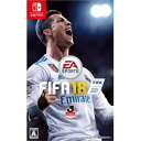 【Nintendo Switch】FIFA 18 エレクトロニック・アーツ [HAC-P-ADCEA