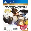 【PS4】オーバーウォッチ ゲームオブザイヤー・エディション スクウェア・エニックス [PLJM-16076]【返品種別B】【送料無料】