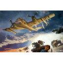 1/48 米・グラマンOV-1C モホーク偵察機・ベトナム戦【048T437】 ローデン [048T437 グラマンOV-1C]【返品種別B】
