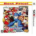 【3DS】ロックマン クラシックス コレクション Best Price! カプコン [CTR-2-BMMJ 3DS RCCベスト]【返品種別B】