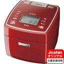 NJ-V10J6-R 三菱 IHジャー炊飯器(5.5合炊き)...