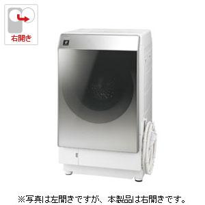 ES-P110-SR シャープ 11.0kg ドラム式洗濯乾燥機【右開き】シルバー SHARP