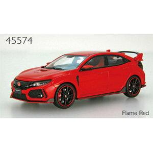 1/43 Honda CIVIC TYPE R 2017 Flame Red【45574】 EBBRO [エブロ 45574 Honda CIVIC TYPE R Red]【返品種別B】