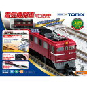 [鉄道模型]トミックス【再生産】(Nゲージ)90096電気機関車Nゲージ鉄道模型ファーストセット