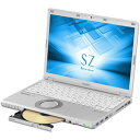 CF-SZ6PDLQR パナソニック 12.1型 ノートパソコンLet's note SZシリーズ(Core i5 / SSD 約128GB) (Office Home&Business Premium プラス Office 365) [CFSZ6PDLQR]【返品種別A】【送料無料】