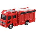 トミカ No.119 モリタ 13mブーム付 多目的消防ポンプ自動車 MVF ミニカー タカラトミー