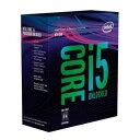 BX80684I58600K インテル Intel CPU Core i5 8600K(Coffee Lake) [BX80684I58600K]【返品種別B】