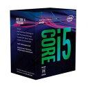 BX80684I58400 インテル Intel CPU Core i5 8400(Coffee Lake) [BX80684I58400]【返