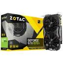 ZT-P10710G-10P ZOTAC PCI-Express 3.0 x16対応 グラフィックスボードZOTAC GeForce GTX 1070 Ti Mini [ZTP10710G10P]【返品種別B】