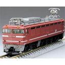 [鉄道模型]トミックス TOMIX (Nゲージ) 7101 JR EF81 600形電気機関車 (7