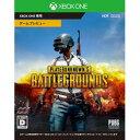 【Xbox One】PLAYERUNKNOWN'S BATT...