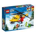 レゴ(R)シティ 救急ヘリコプター【60179】 レゴジャパン [レゴ60179Cキュウキュウヘリコプ]【返品種別B】