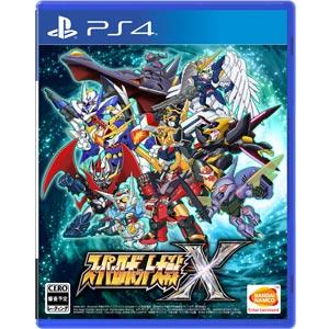 【封入特典付】【PS4】スーパーロボット大戦X(通常版) バンダイナムコエンターテインメント [PLJS-36033 PS4スパロボX]【返品種別B】