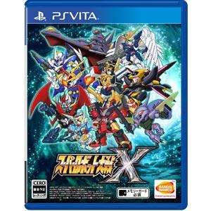【封入特典付】【PS Vita】スーパーロボット大戦X(通常版) バンダイナムコエンターテインメント [VLJS-08013 PSVスパロボX]【返品種別B】
