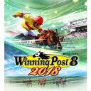 【Windows】Winning Post 8 2018 コーエーテクモゲームス 【返品種別B】