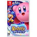 【Nintendo Switch】星のカービィ スターアライズ 任天堂 [HAC-P-AH26A N