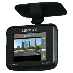 DRV-230 ケンウッド ディスプレイ搭載 ドライブレコーダー KENWOOD [DRV230]【返品種別A】