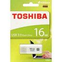 THN-U301W0160A4 東芝 USB3.0対応 USBフラッシュメモリ 16GB【並行輸入品】 [THNU301W0160A4]【返品種別B】