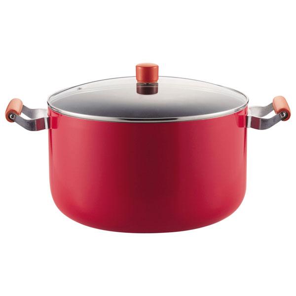 パール金属 大鍋 両手鍋 32cm ガラス鍋蓋付