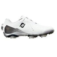 99071W245 フットジョイ レディース・ゴルフシューズ (ホワイト+ブラック・24.5cm) DRYJOYS Boa #99071の画像