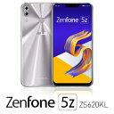 ZS620KL-SL128S6 エイスース ASUS ZenFone 5Z (ZS620KL) スペースシルバー 6.2インチ SIMフリースマートフォン[メモ...