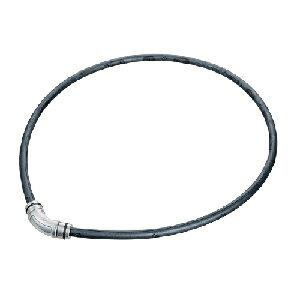 ABAPN60L コラントッテ コラントッテ ネックレス クレストR(ガンメタリック・サイズ:L 適応目安:51cm) Colantotte【送料無料】