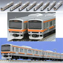 [鉄道模型]トミックス (Nゲージ) 98649 JR E231 0系通勤電車(武蔵野線)セット(8両)