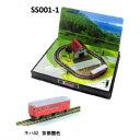 [鉄道模型]六半ZショーティーSS001-1ミニレイアウトセット