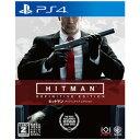 【PS4】ヒットマン ディフィニティブ エディション ワーナー ブラザース ジャパン PLJM-16241 PS4 ヒットマン