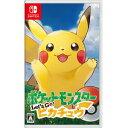 【Nintendo Switch】ポケットモンスター Let's Go! ピカチュウ ポケモン [HAC-P-ADW2A NSWポケモンピカチュウ]
