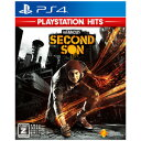 inFAMOUS Second Son PlayStation Hits ソニー・インタラクティブエンタテインメント
