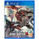 【PS4】GOD EATER 3 バンダイナムコエンターテインメント [PLJS-70091 PS4 ゴッドイーター3 ツウジョウ]