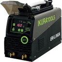 ISK-Li160A 育良精機 ポータブルバッテリー溶接機(...