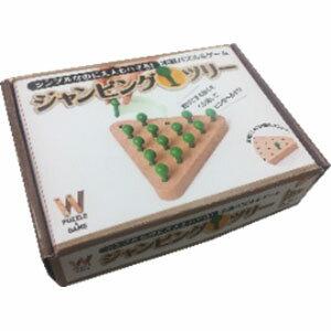 木製パズル&ゲーム ジャンピングツリー 幻冬舎エデュケーション