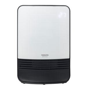 DHF-K12-W 山善 セラミックファンヒーター(ホワイト) 【暖房器具】YAMAZEN