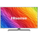 (標準設置料込_Aエリアのみ)43A6500 ハイセンス 43V型地上 BS 110度CSデジタル 4K対応 LED液晶テレビ (別売USB HDD録画対応) Hisense 4K smart