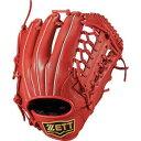 Z-BRGB35830-6400-LH ゼット 軟式野球用グラブ(サイズ5・右投用・レッド) ZETT バーノン オールラウンド