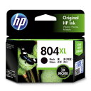 T6N12AA ヒューレット・パッカード HP 804XL インクカートリッジ 黒(増量)