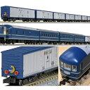[鉄道模型]カトー (Nゲージ) 10-1548 20系「カートレイン九州」13両セット【特別企