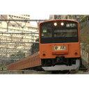 [鉄道模型]カトー (Nゲージ) 10-1552 201系中央線色(T編成)4両増結セット