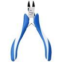 クラフトグリップシリーズ プラスチックニッパー 120mm【GH-CPN-120】 ゴッドハンド