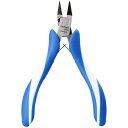 クラフトグリップシリーズ 先細ニッパー 120mm【GH-CN-120-S】 ゴッドハンド