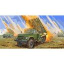 1/35 ソビエト軍 BM-13 カチュ−シャ 【01062】 トランペッター