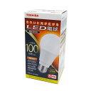 LDA11L-G/100V1 東芝 LED電球 一般電球形 1520lm(電球色相当) TOSHIBA LDA11LG100V1