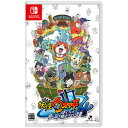 【特典付】【Nintendo Switch】妖怪ウォッチ4 ...