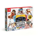 【Nintendo Switch】Nintendo Labo Toy-Con 04: VR Kit 任天堂 [HAC-R-ADFXA ニンテンドウラボ VRキット]