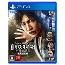 【PS4】JUDGE EYES:死神の遺言 新価格版 セガゲームス [PLJM-16441 PS4 ジャッジアイズ シンカカク]